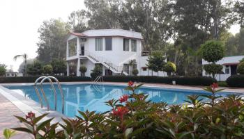 Corbett Holiday Forest Resort New Year Package